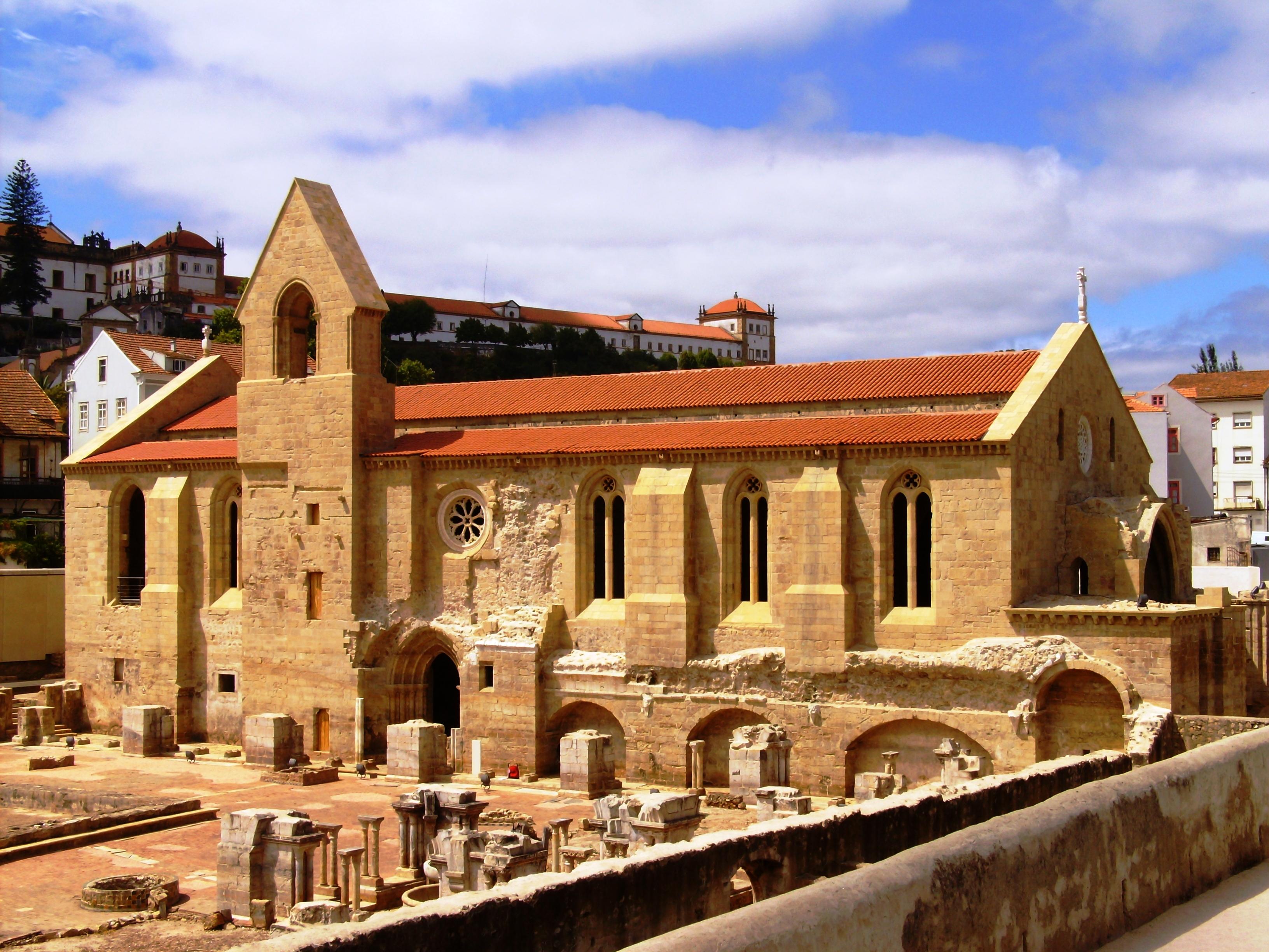 Monasterio De Santa Clara A Velha Wikipedia La Enciclopedia Libre
