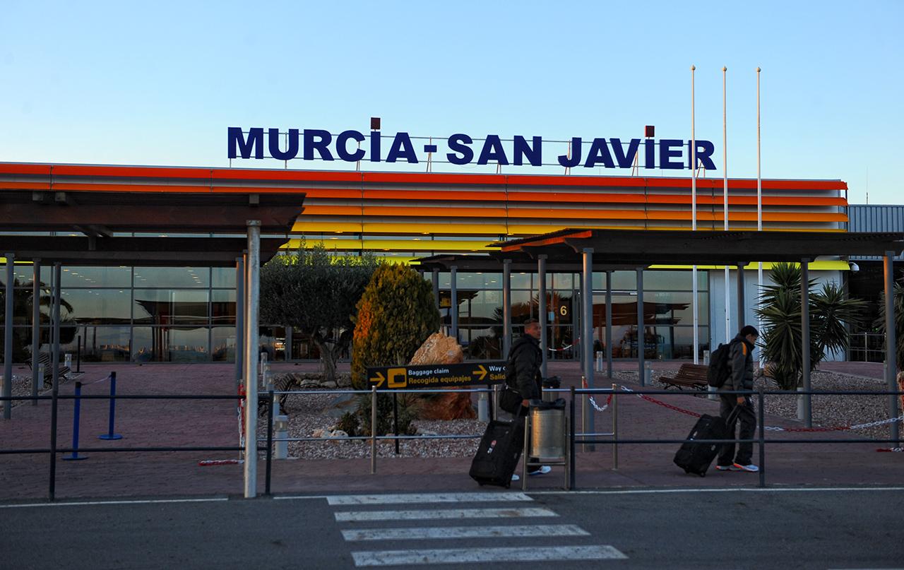 Murcia–San Javier Airport - Wikipedia