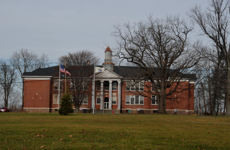 image of Bordentown School