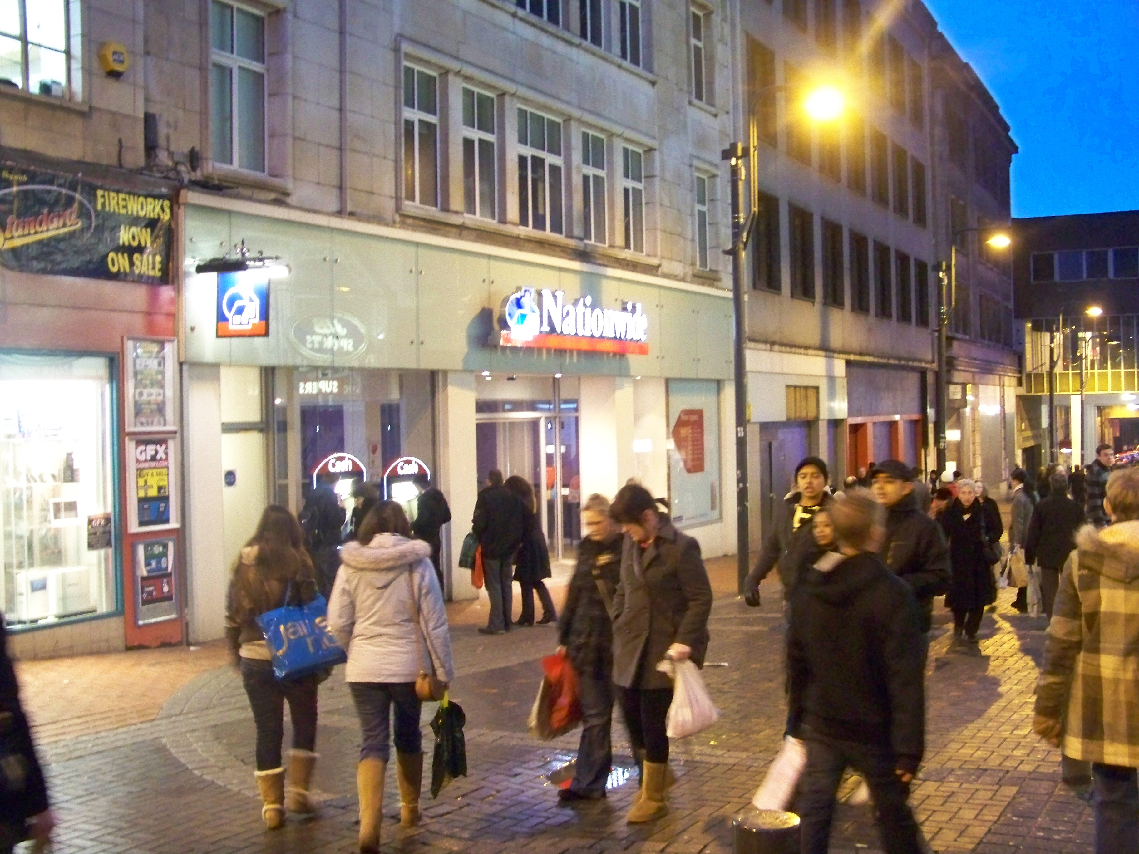 Nationwide Building Society St Albans Opening Hours