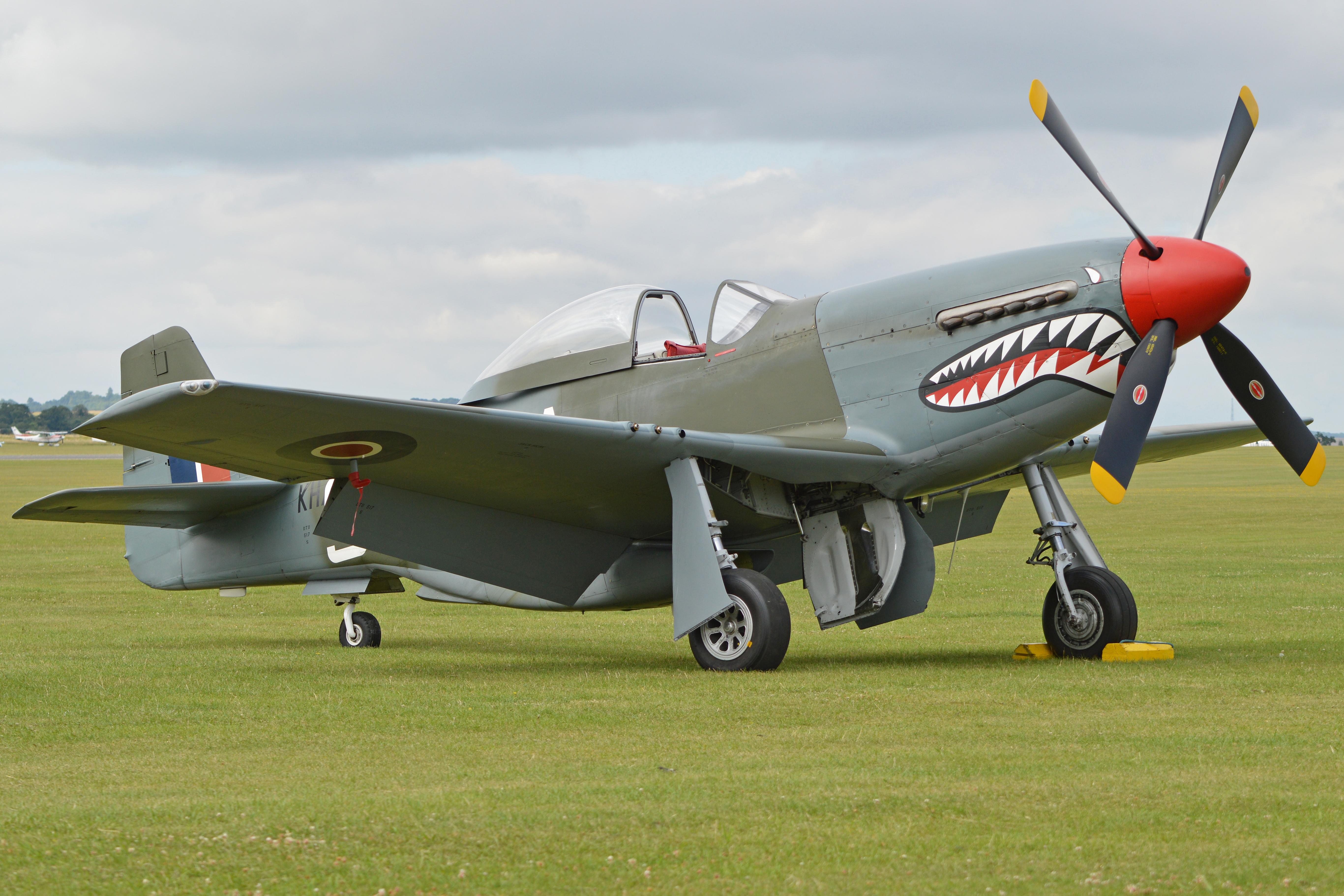 File:North American P-51D Mustang 'KH774 GA-S' (G-SHWN