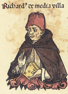 Richard of Middleton Norman Franciscan, theologian, and philosopher