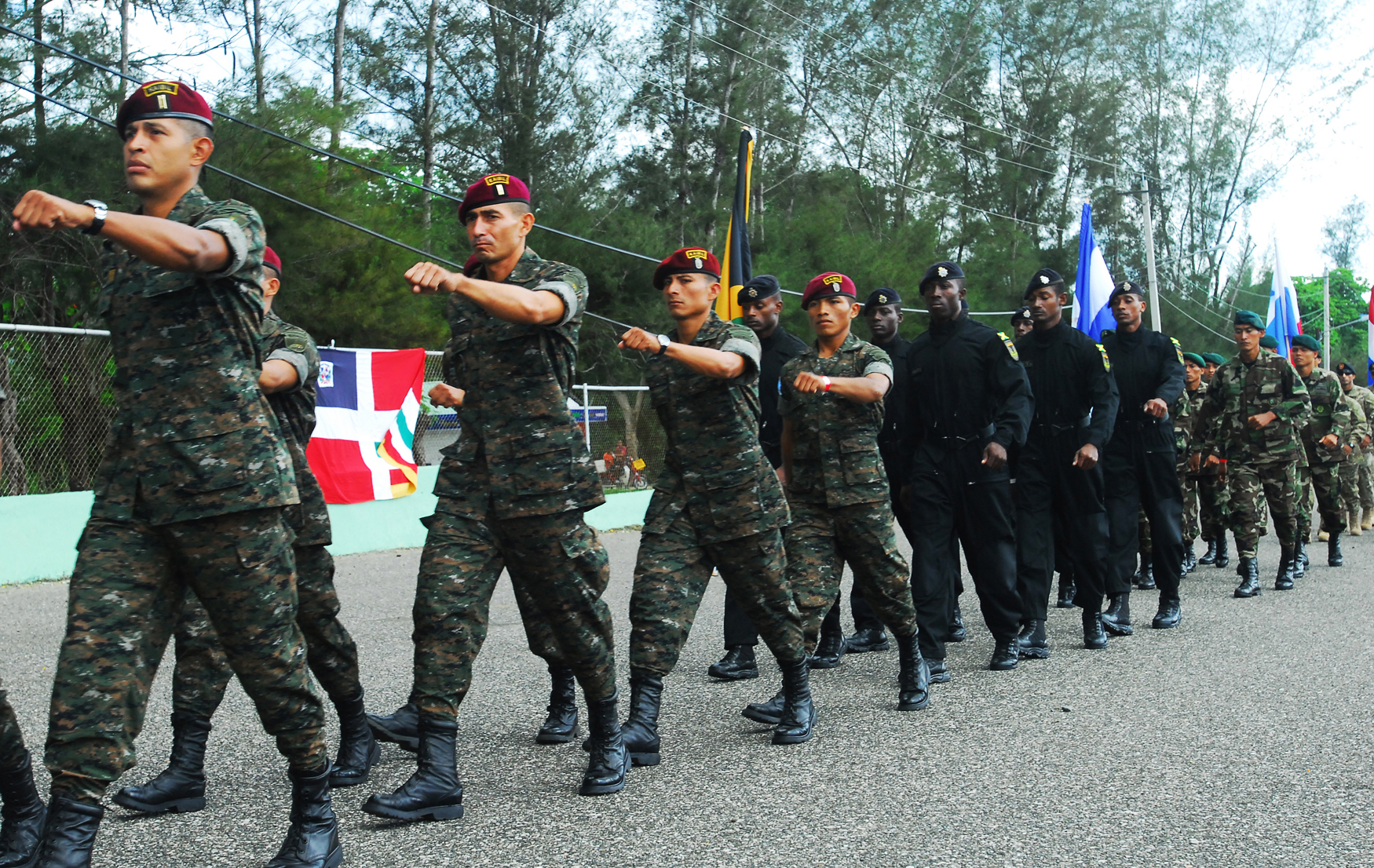 File:Opening Ceremony for Fuerzas Comando 2010 Image 2 of 4.jpg ...