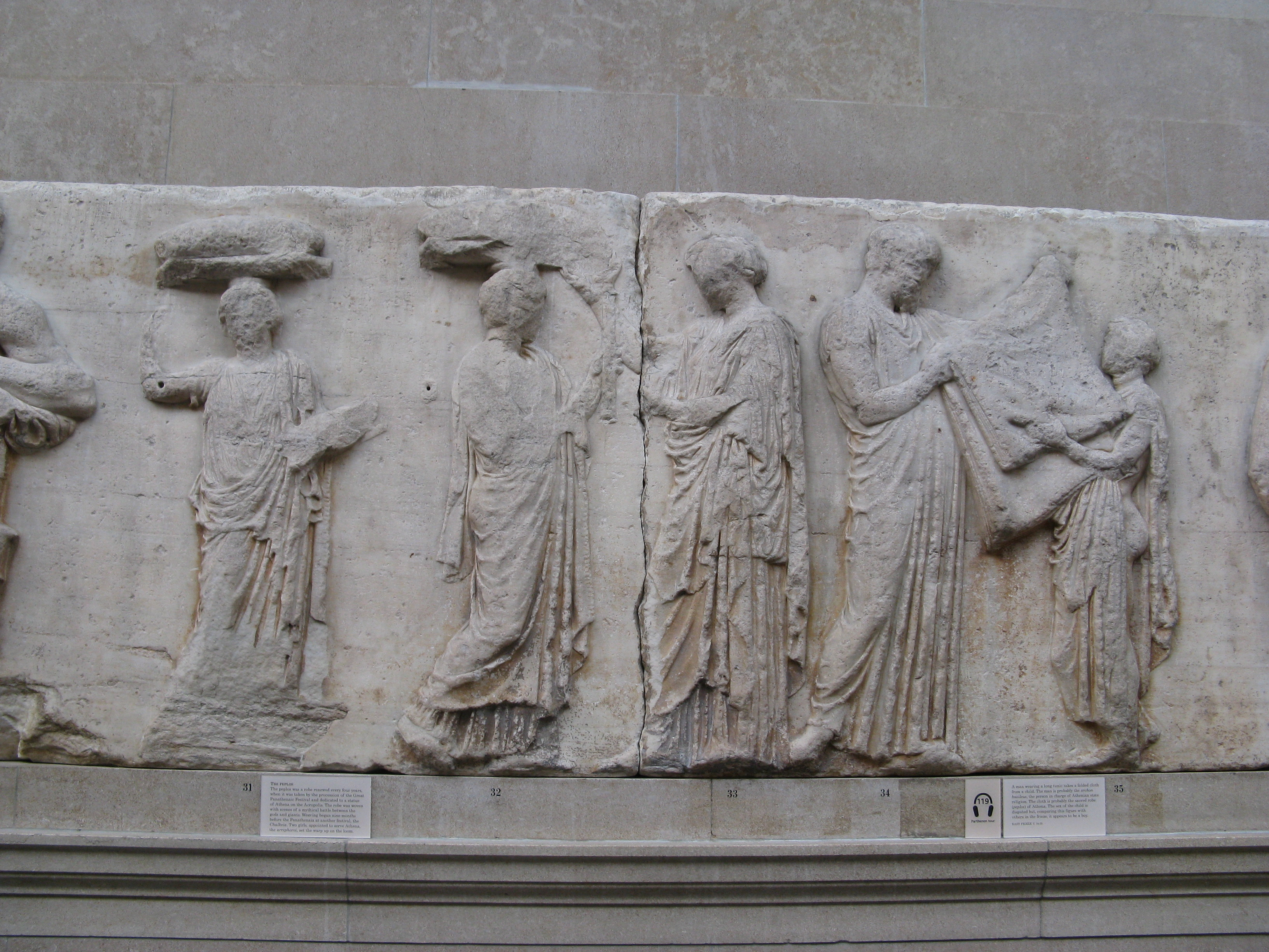 HISTORIA DEL ARTE: Partenón