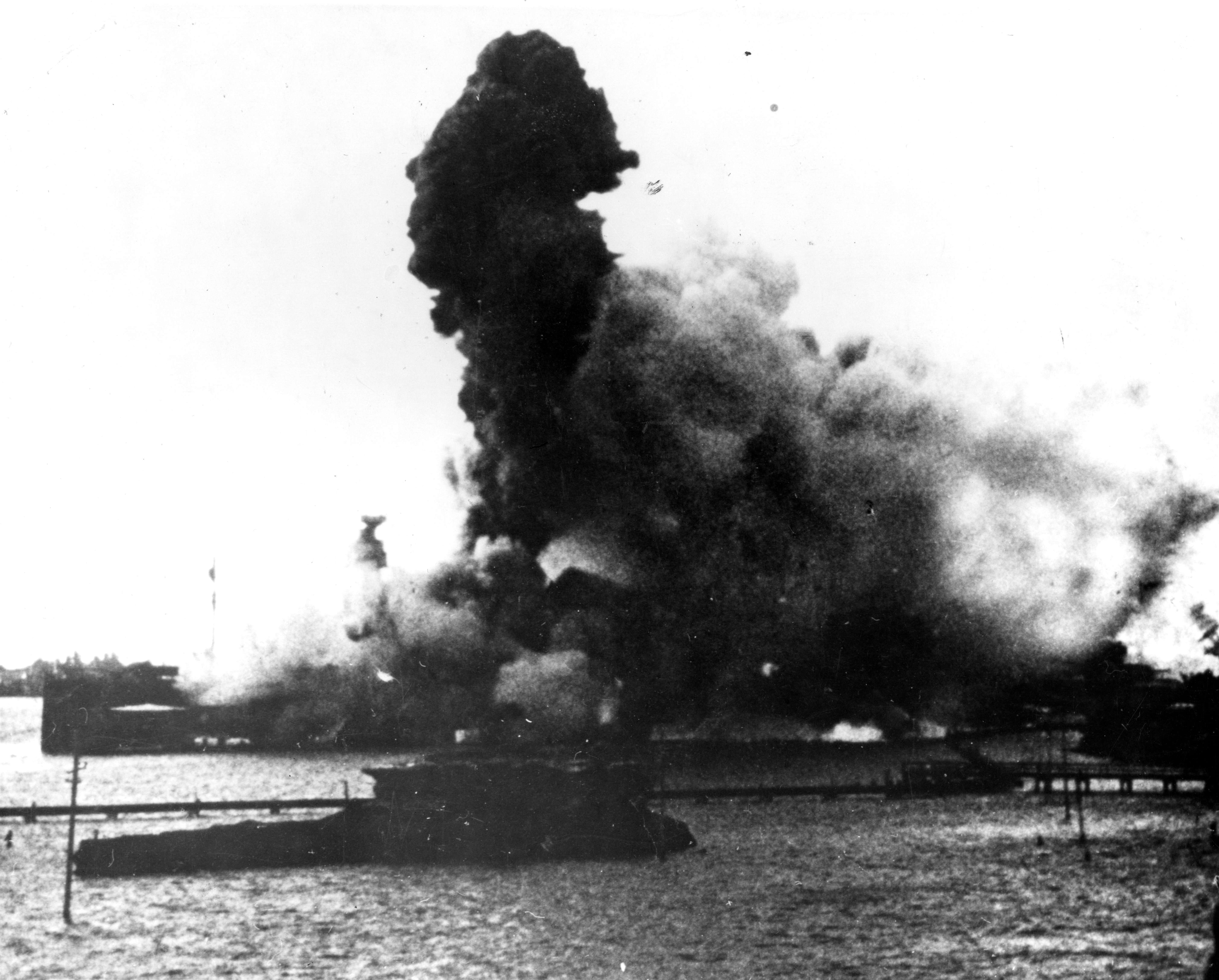 a history of the attack on pearl harbor The role of pearl harbor attack in the history of the united states of america.