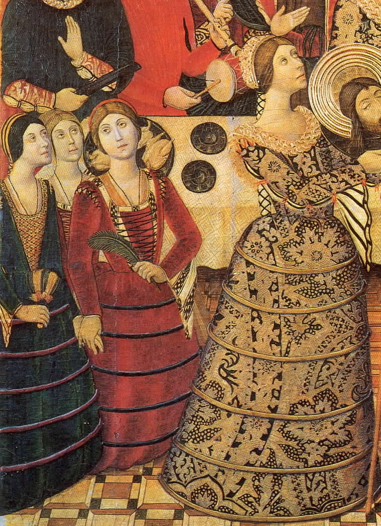 historia mody xvi wieku