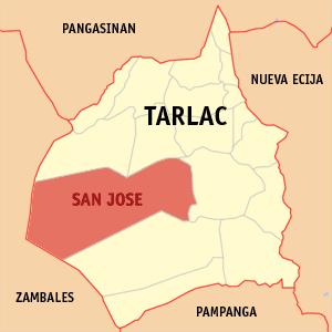 tarlac zip code