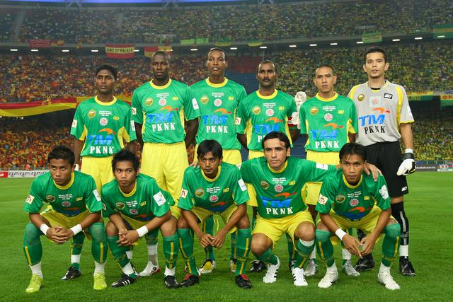 won treble malaysia super league malaysia fa cup and malaysia cup