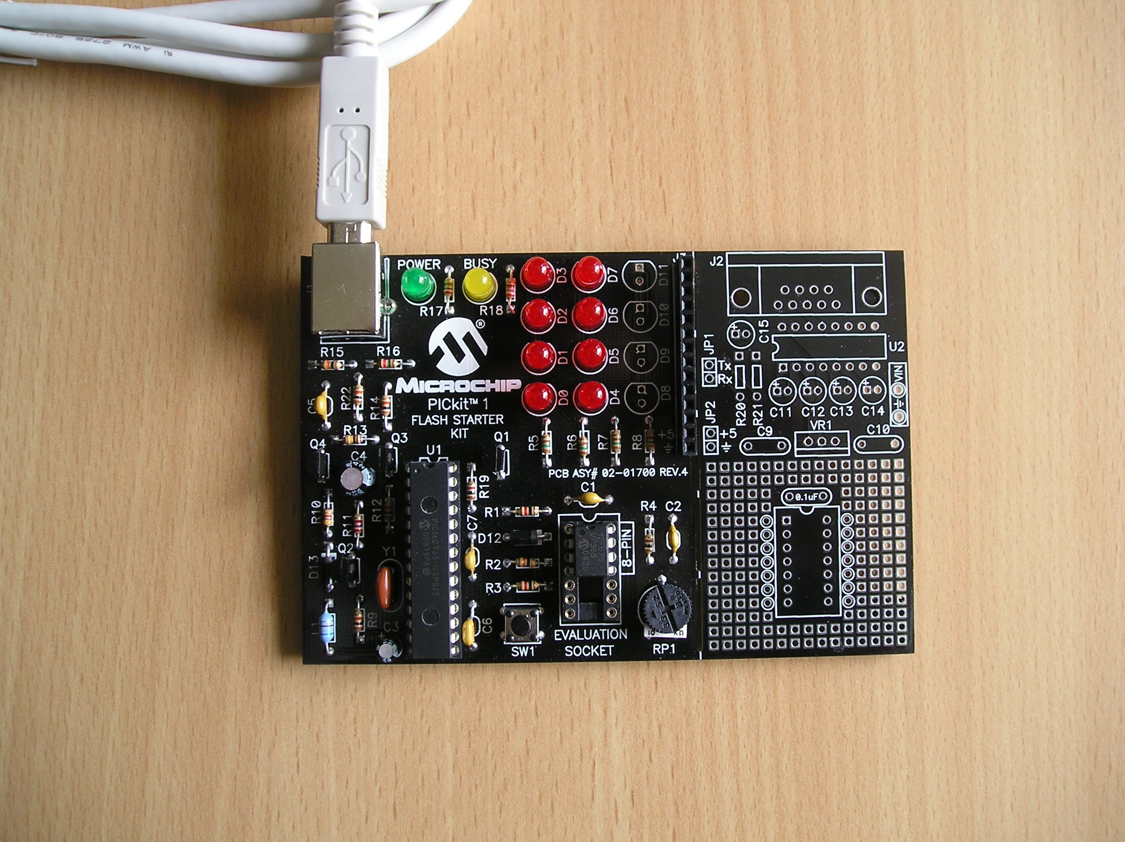 Pickit Wikipedia Pic Programmer Schematic Together With Serial