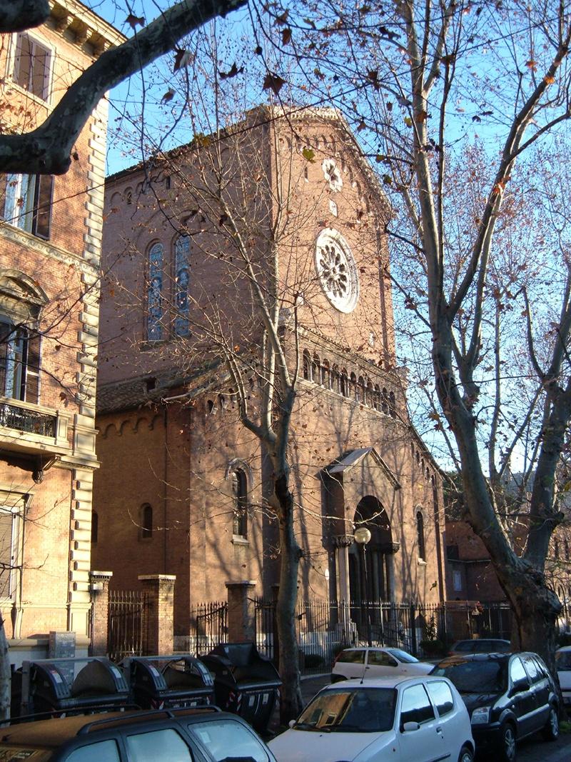 Santa teresa al corso d 39 italia wikip dia a enciclop dia for Corso arredatore d interni roma