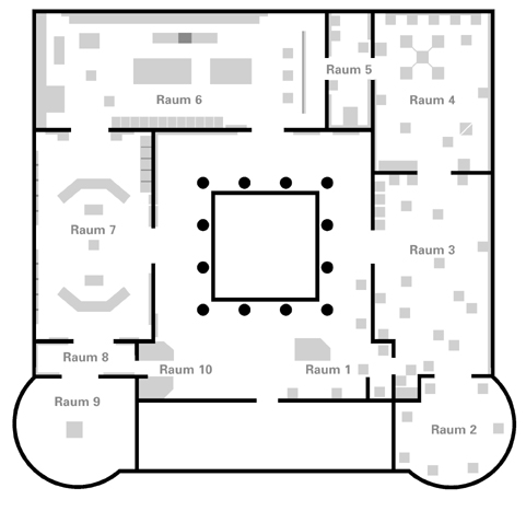 Small Art Gallery Floor Plan on home interior designer online