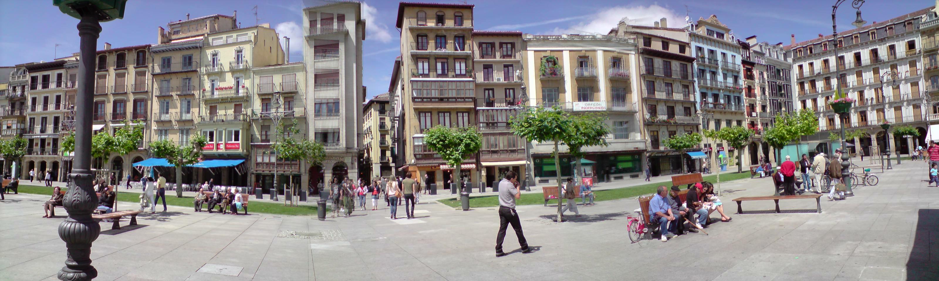 Pamplona  Wikipedia