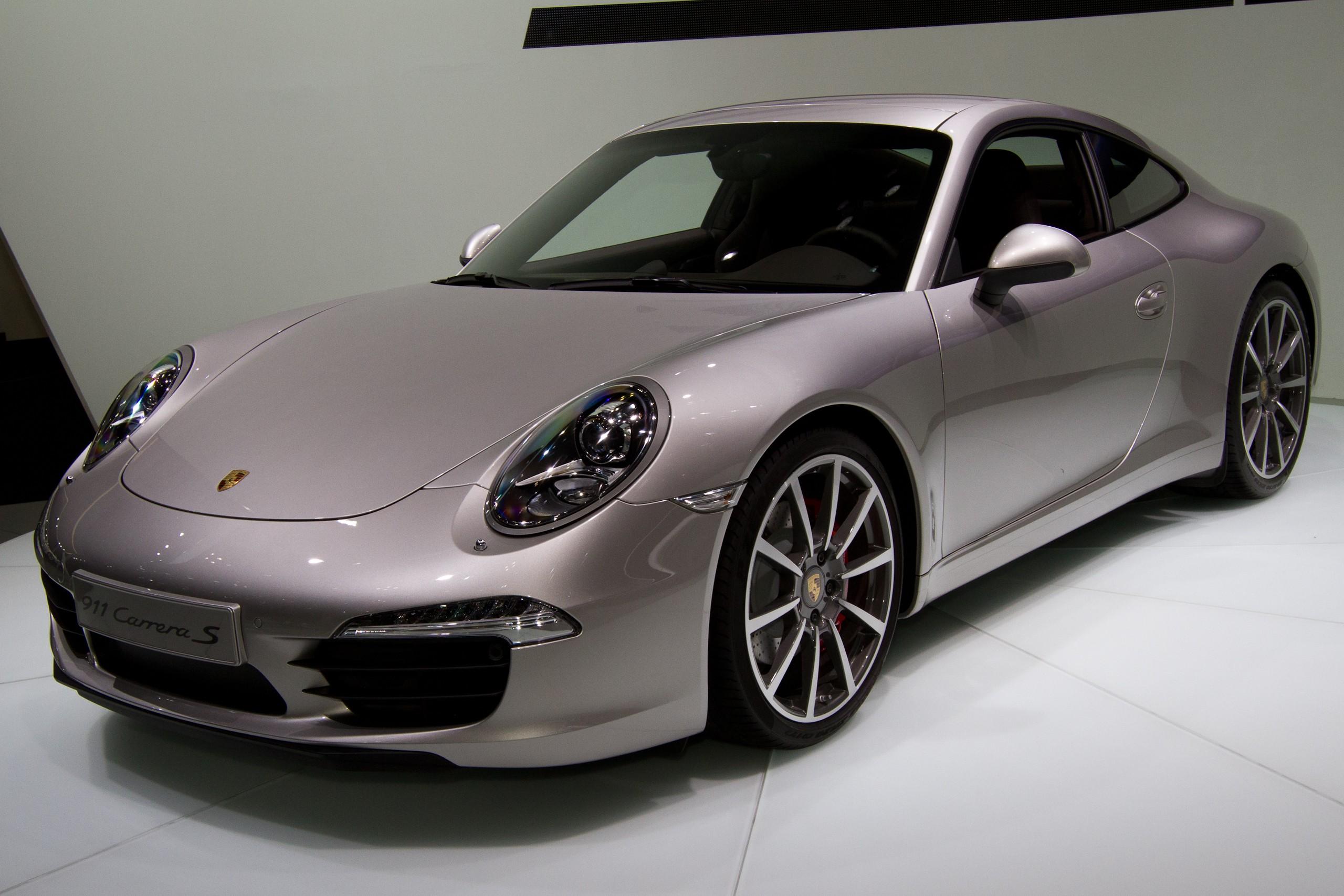 Porsche  Turbo Car Painting