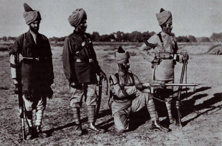 Файл:Pre-1900 Indian soldiers.jpg — Википедия