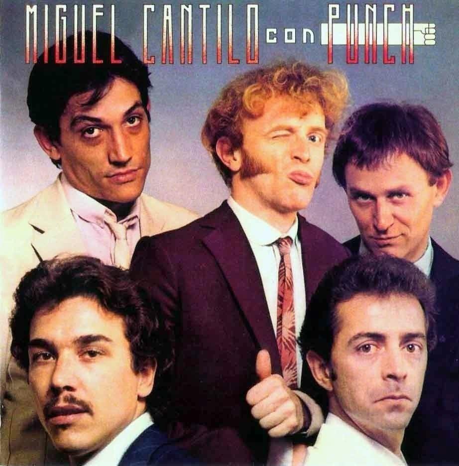 A donde quiera que voy (1980). Cantilo fue pionero en la new wave argentina.