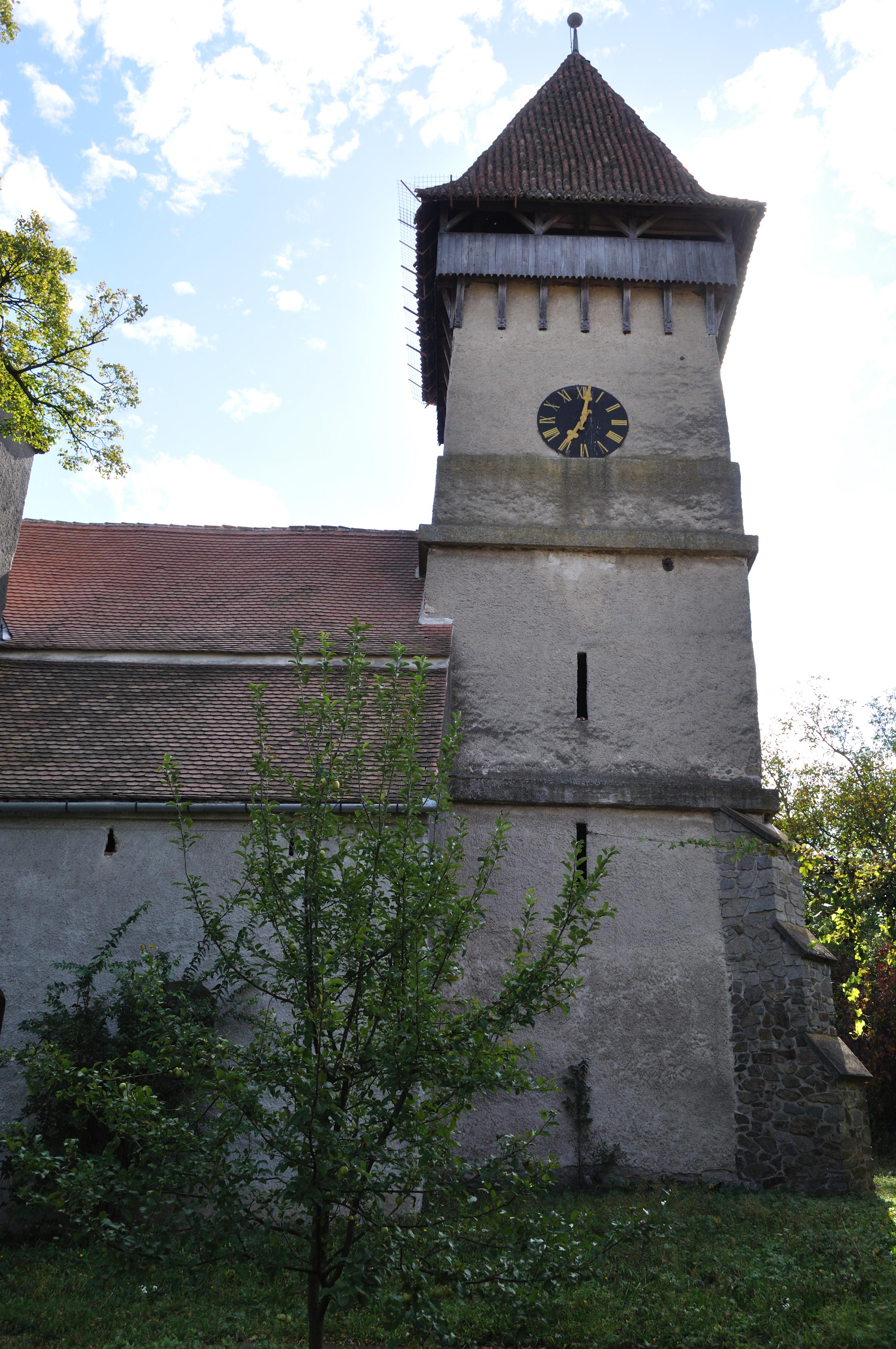 Biserica fortificată din Șura Mică