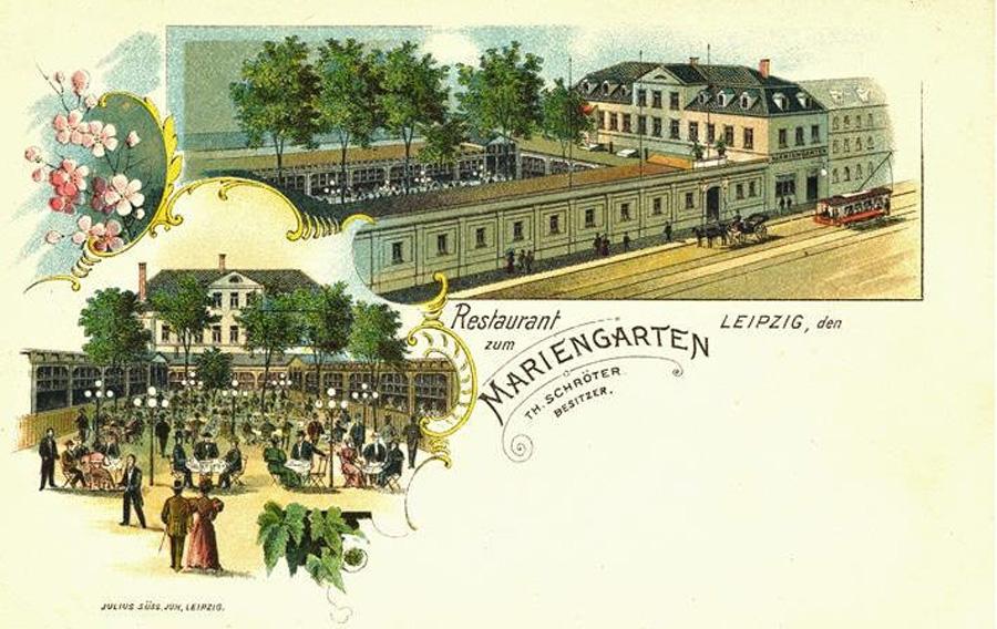 File Restaurant Zum Mariengarten Leipzig 1905 Jpg Wikimedia Commons