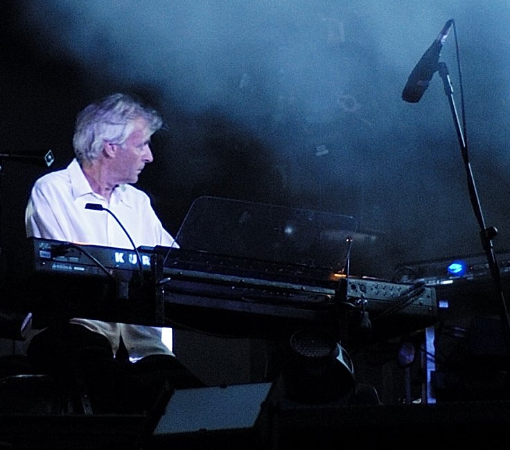 Richard Wright el 2006
