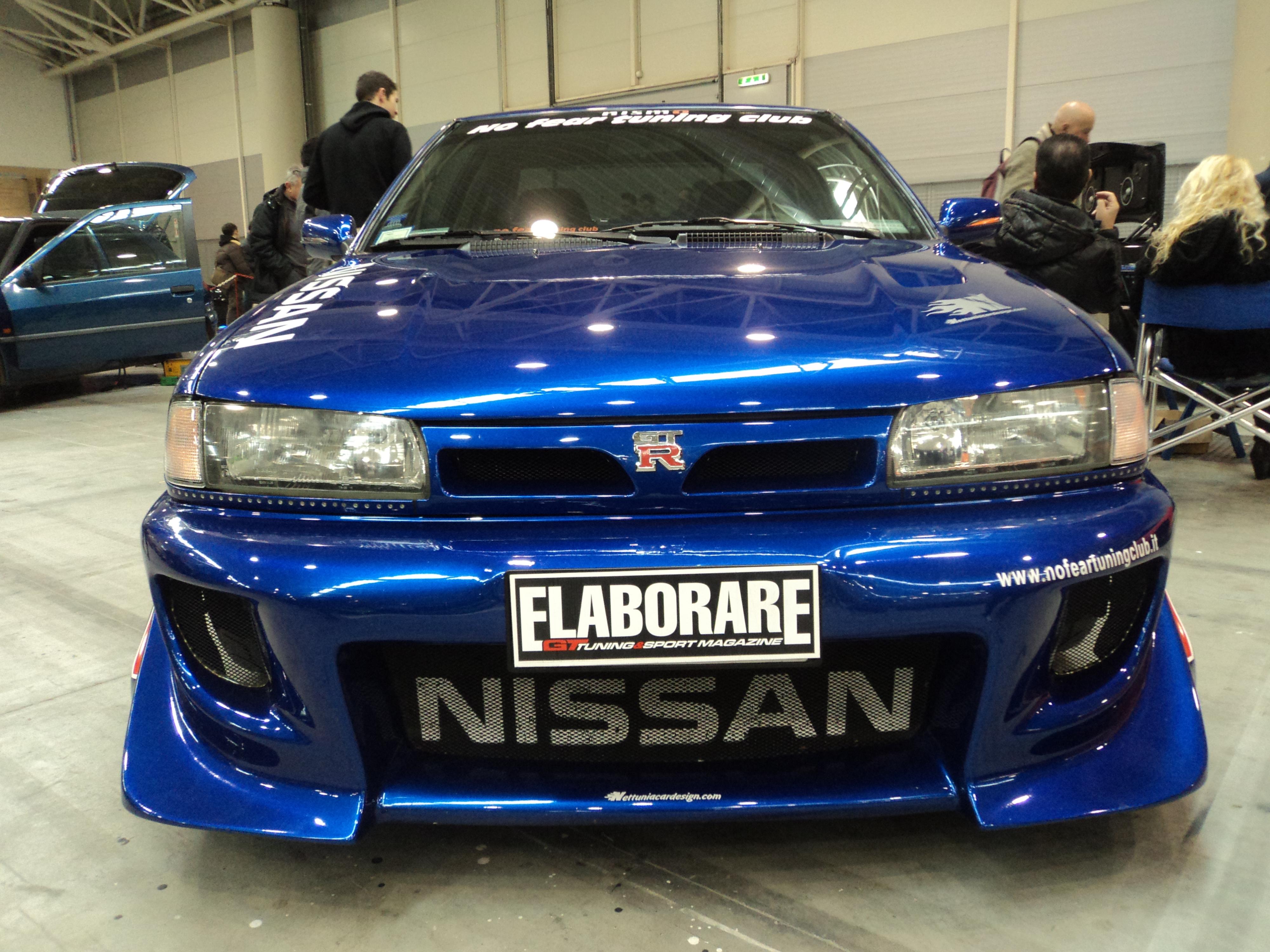 fiat punto abarth rome tuning show 02 jpg car tuning Car Tuning
