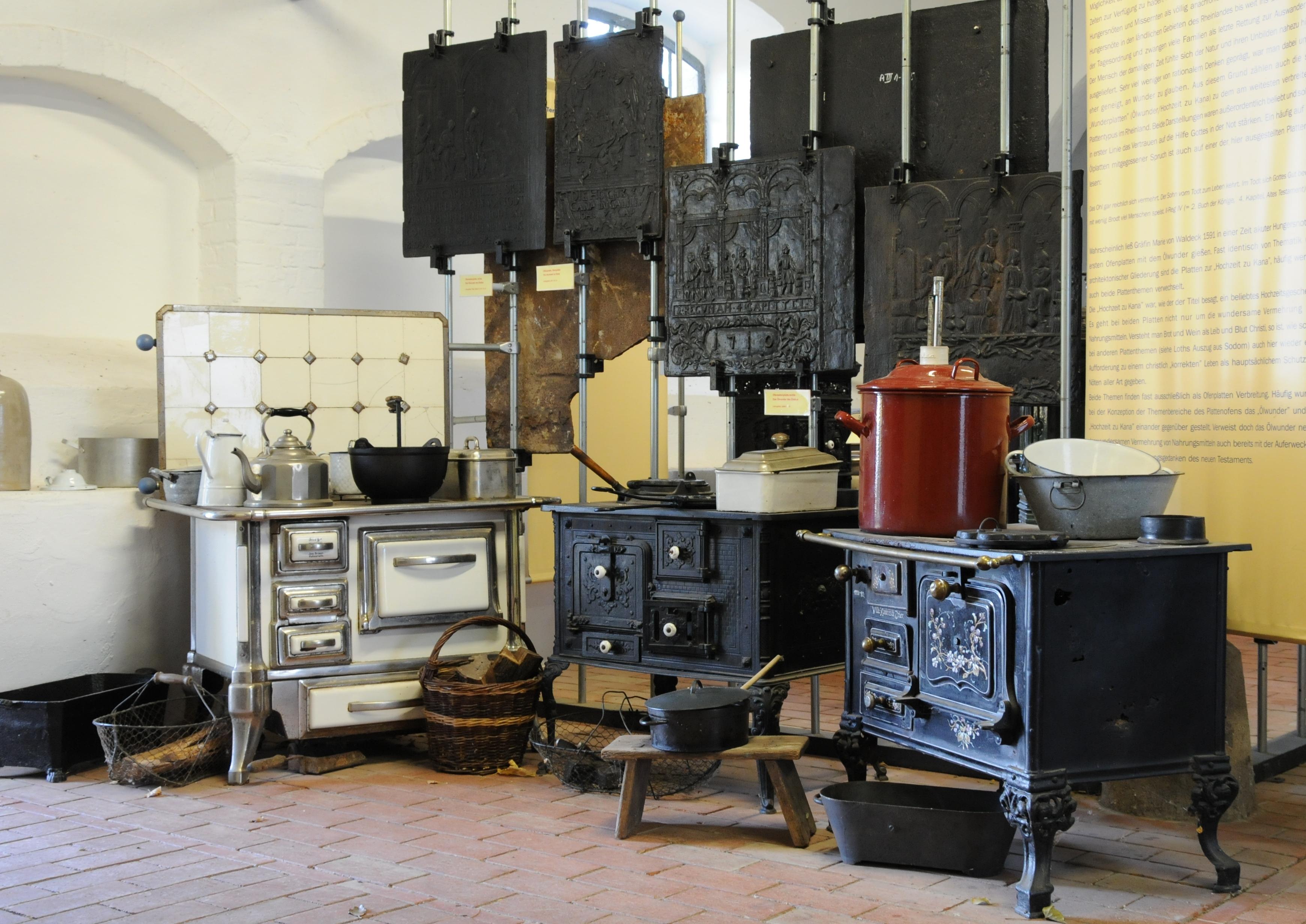 Piano De Cuisson Avec Four Gaz fourneau (cuisine) — wikipédia
