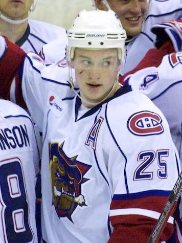 c8bba5ab3fb Ryan White (ice hockey) - Wikipedia