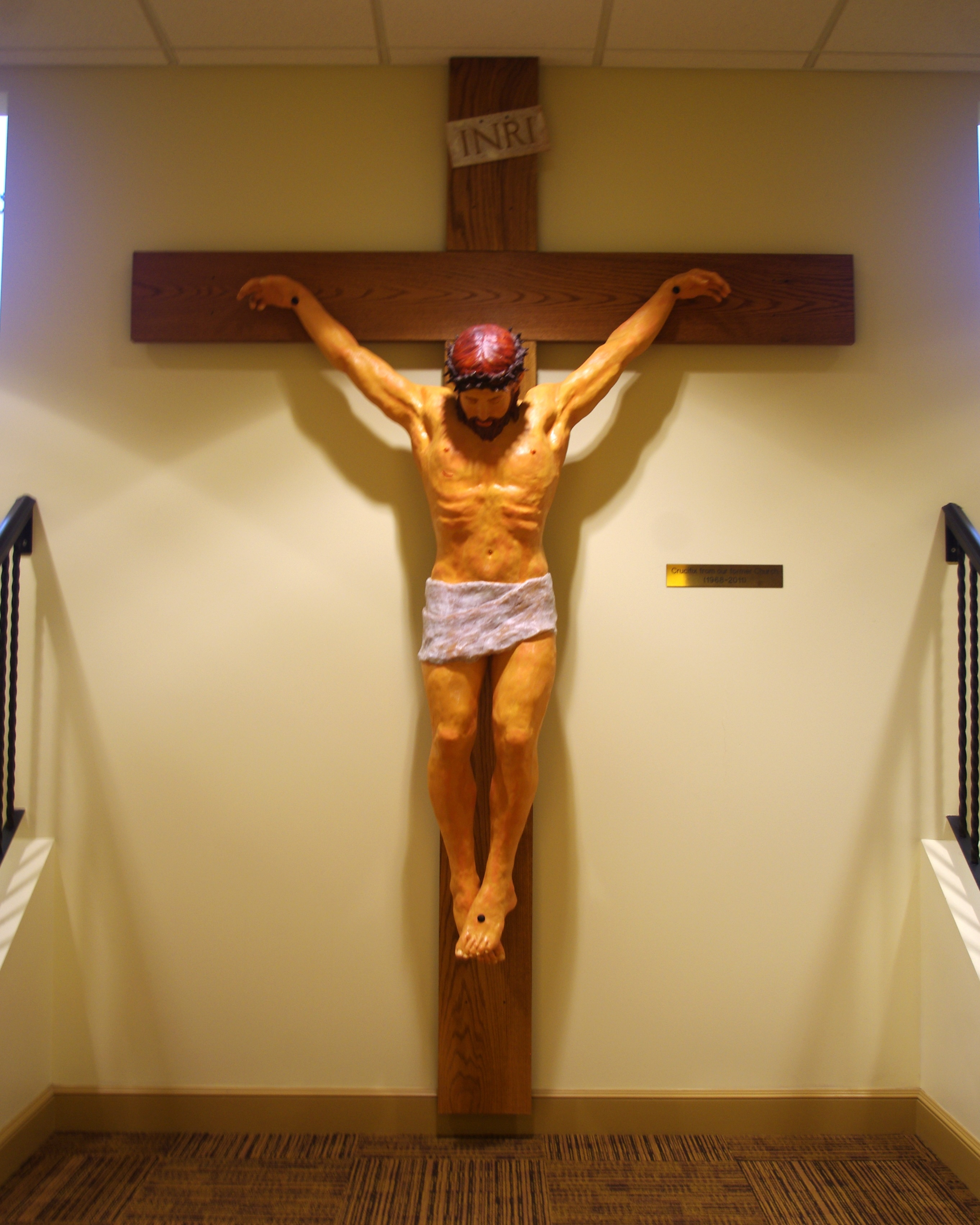 File:Saint Paul Catholic Church (Westerville, Ohio ...