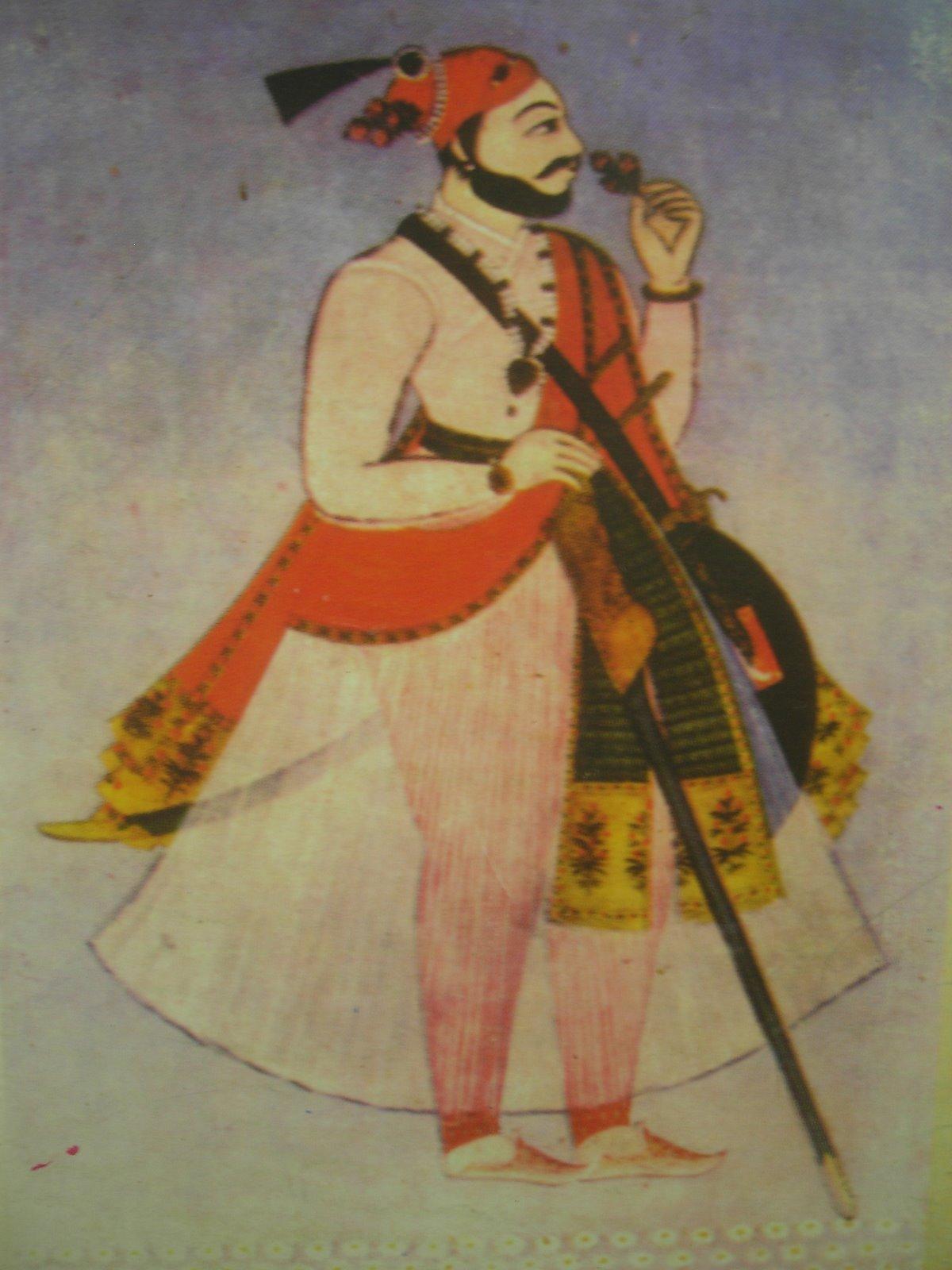 sambhaji wikidata