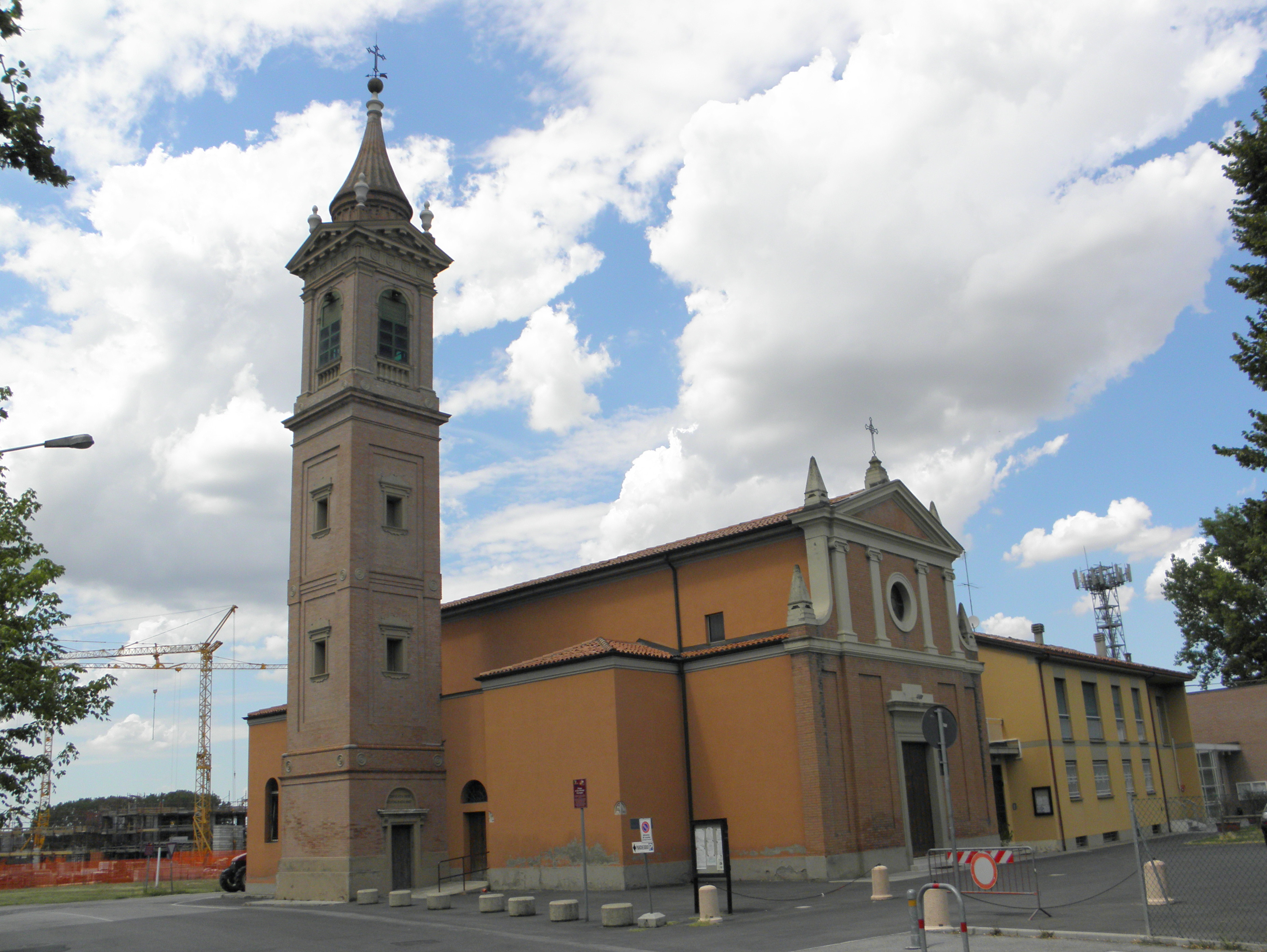 Comune Di Granarolo Dell Emilia quarto inferiore - wikipedia