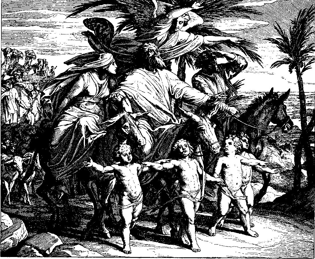 File:Schnorr von Carolsfeld Bibel in Bildern 1860 022.png ...