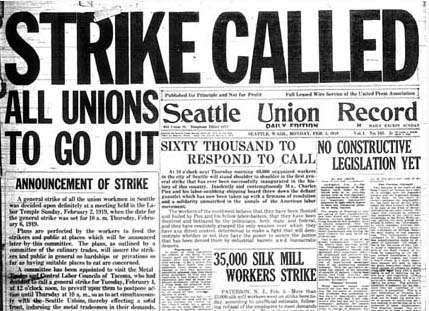 Seattle General Strike - Wikipedia