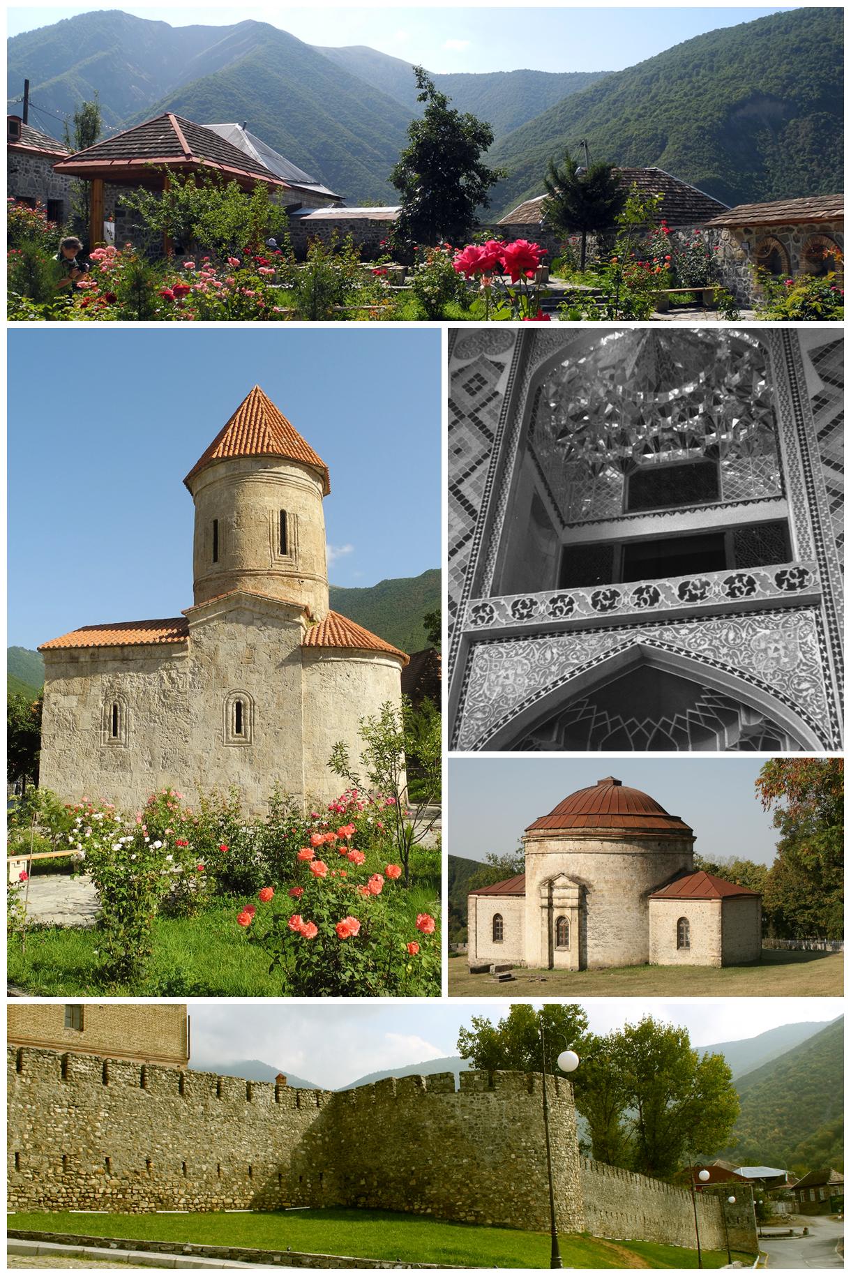 Shaki Azerbaijan Wikipedia