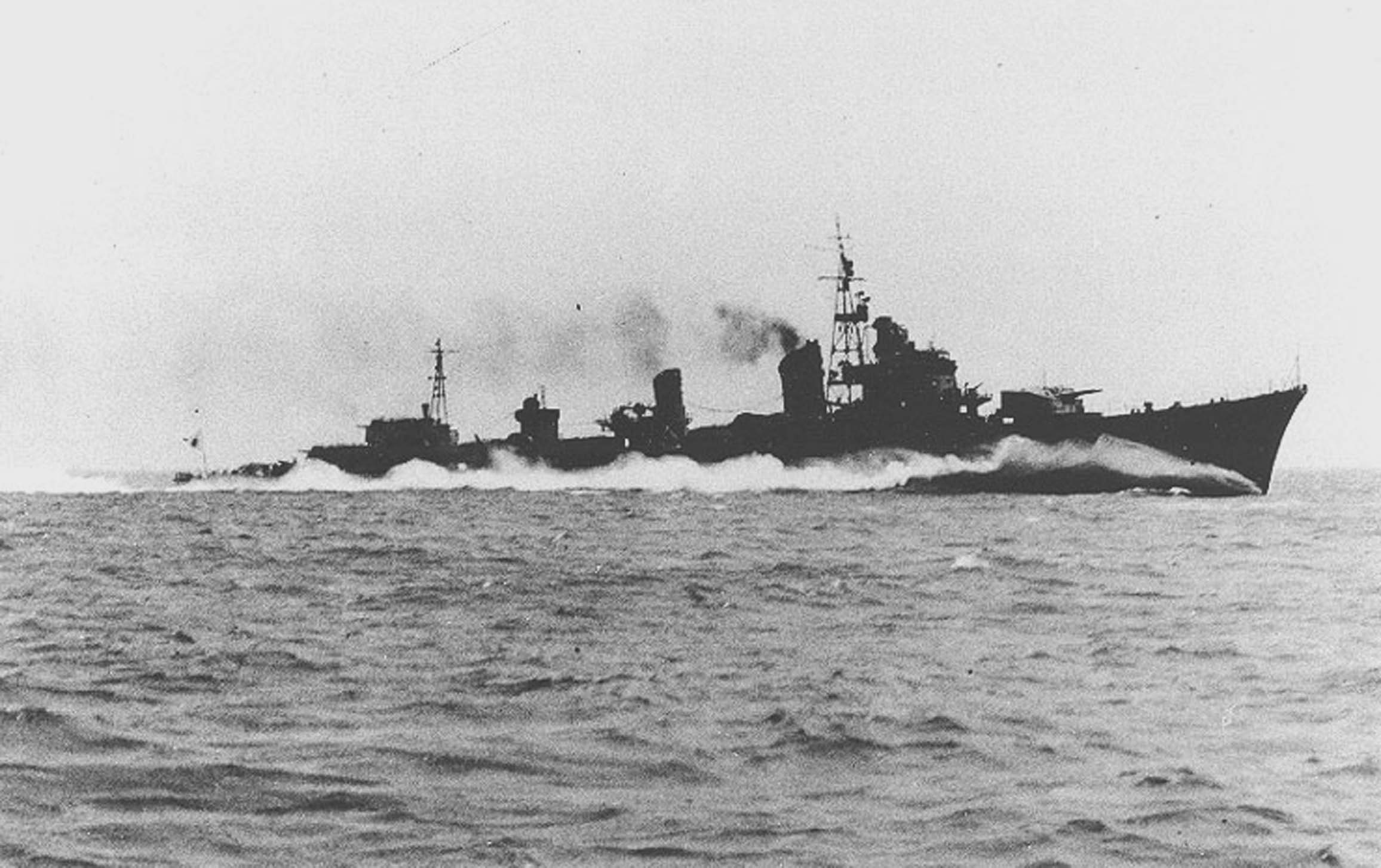 2b6c81c00 Japanese destroyer Shimakaze (1942) - Wikipedia