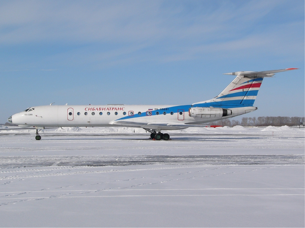 Tu-134 for the rich 16