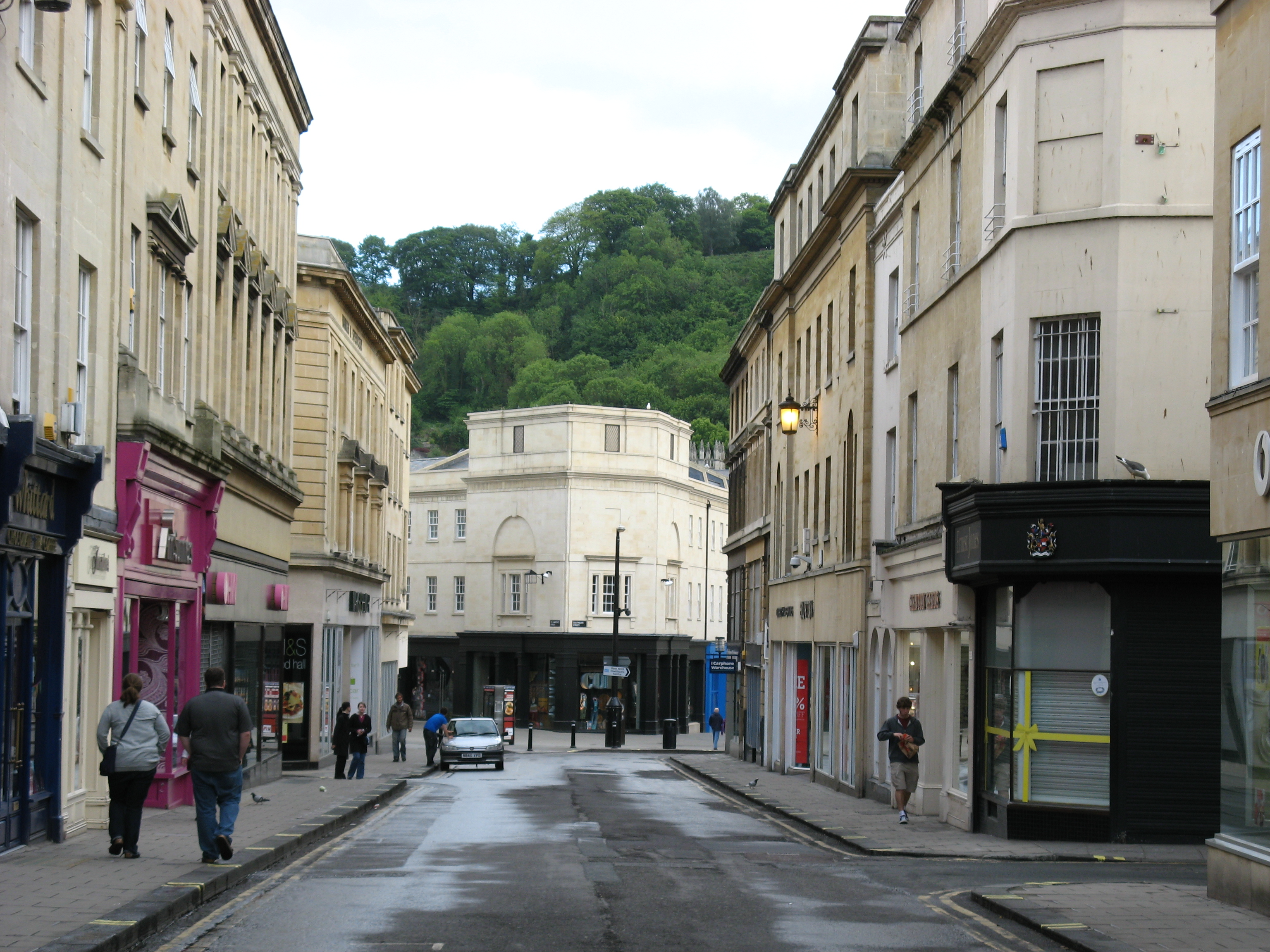 File Southgate Bath From Stall Street Jpg Wikimedia