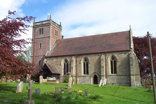 St. Peter, Chelmarsh - geograph.org.uk - 119239