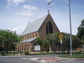 St Pauls Cathedral, Rockhampton