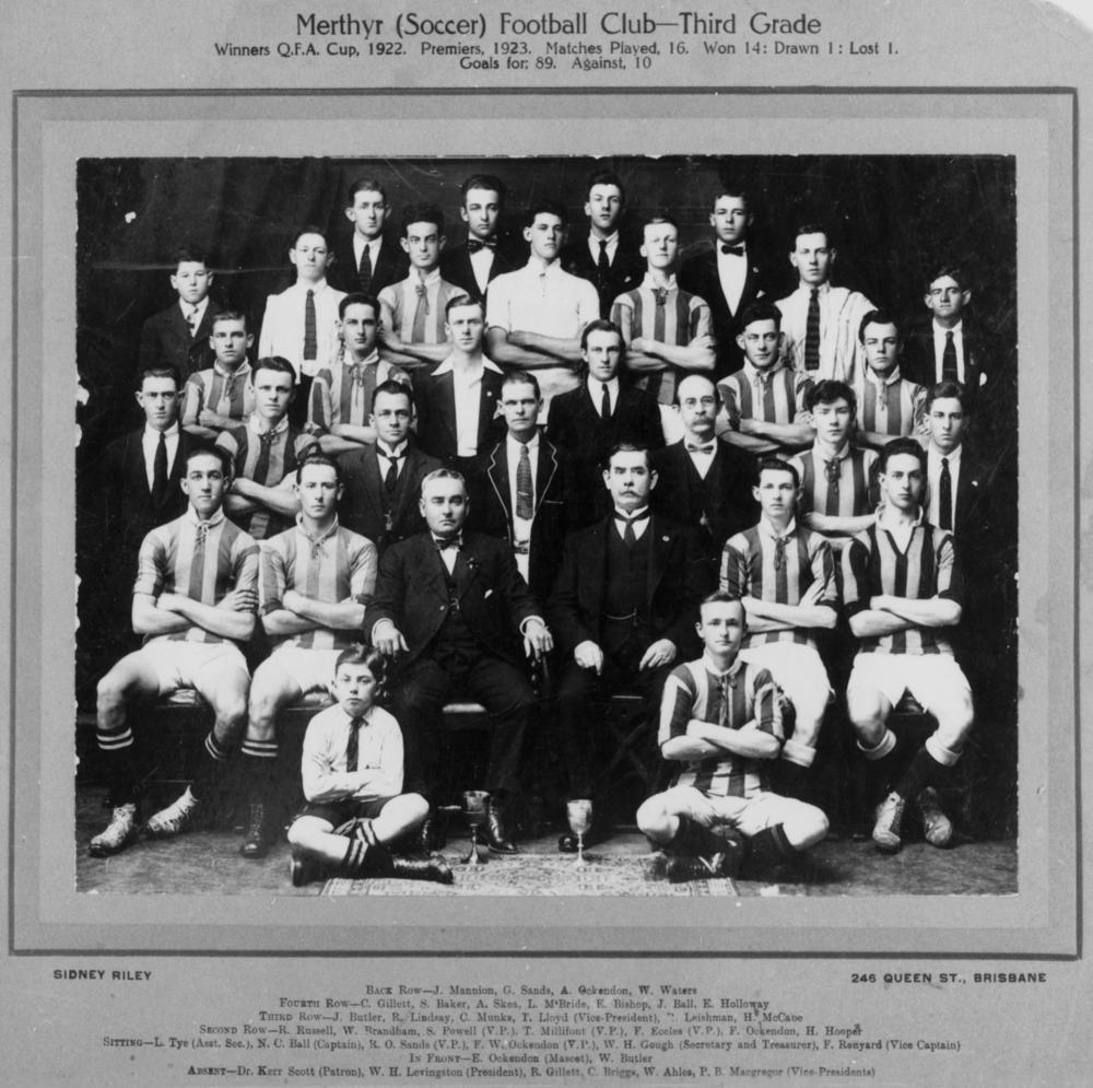 Big Island Soccer Clubs