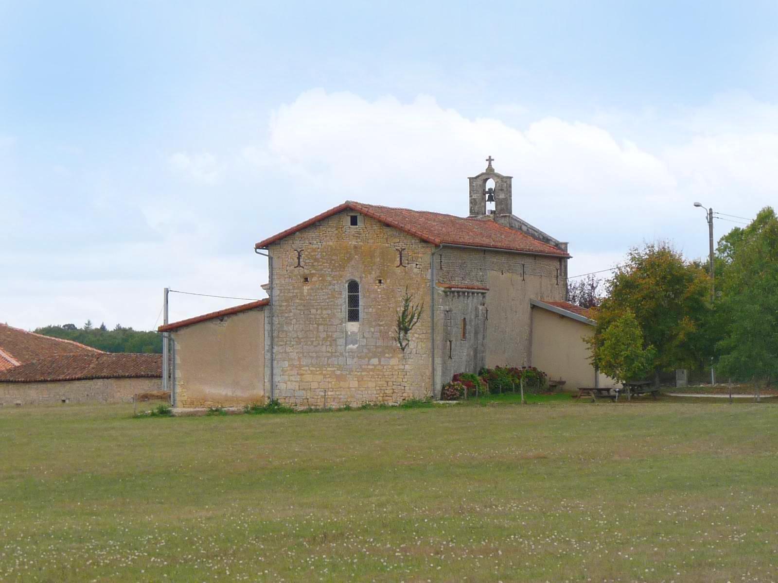 Saint-Coutant, Charente