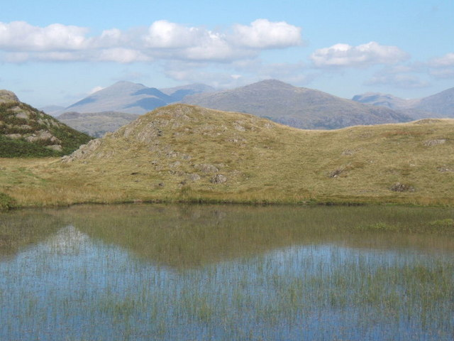 Stickle Tarn - geograph.org.uk - 540602