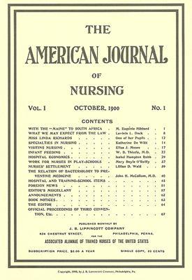 The American Journal of Nursing Vol1 N1 October 1900.jpg