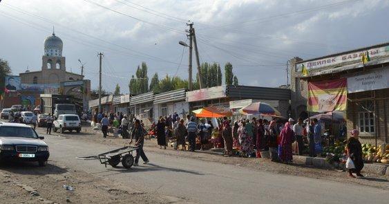 File:The Main Bazaar of Isfana.jpg