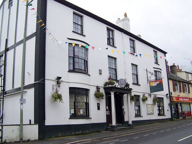 The Old Coaching House - geograph.org.uk - 929719
