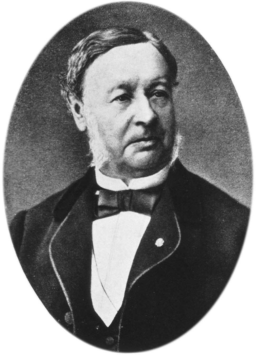 Depiction of Theodor Schwann