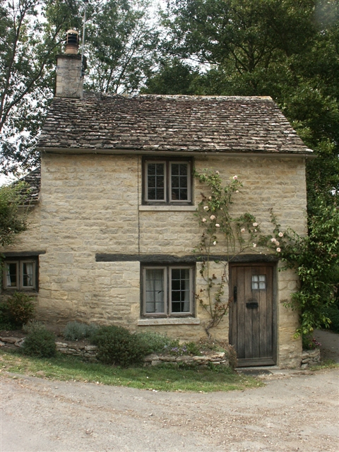 file tiny cottage near arlington row geograph org uk