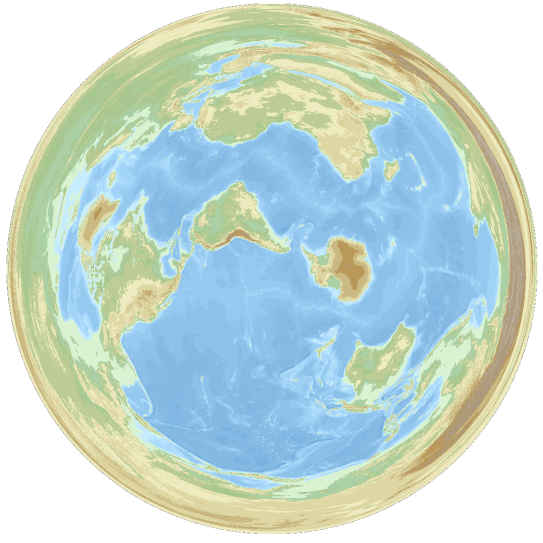 FileTopographic Map Of World Oceanpng Wikimedia Commons - Map of world oceans