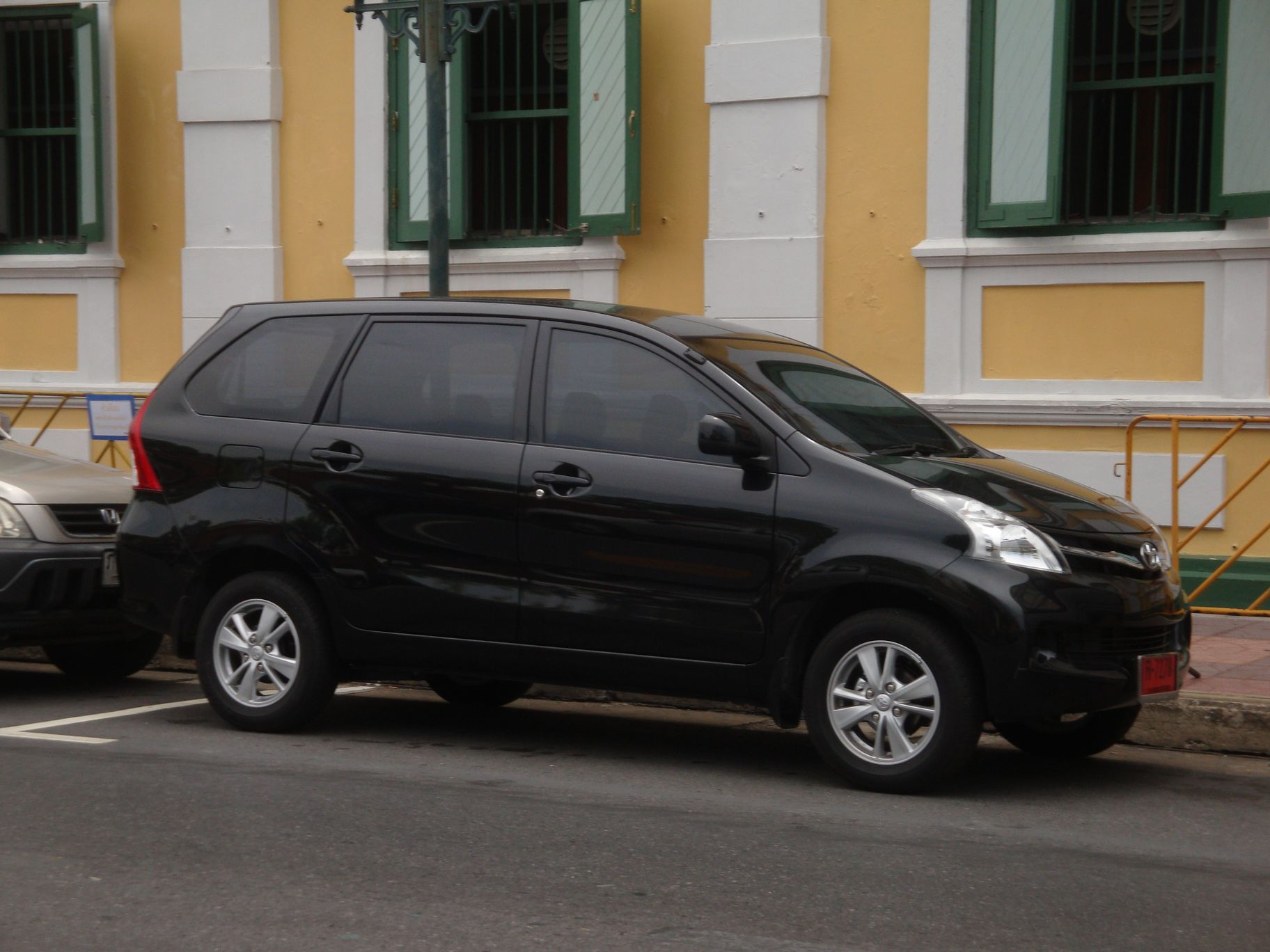 Description Toyota Avanza 2nd Gen