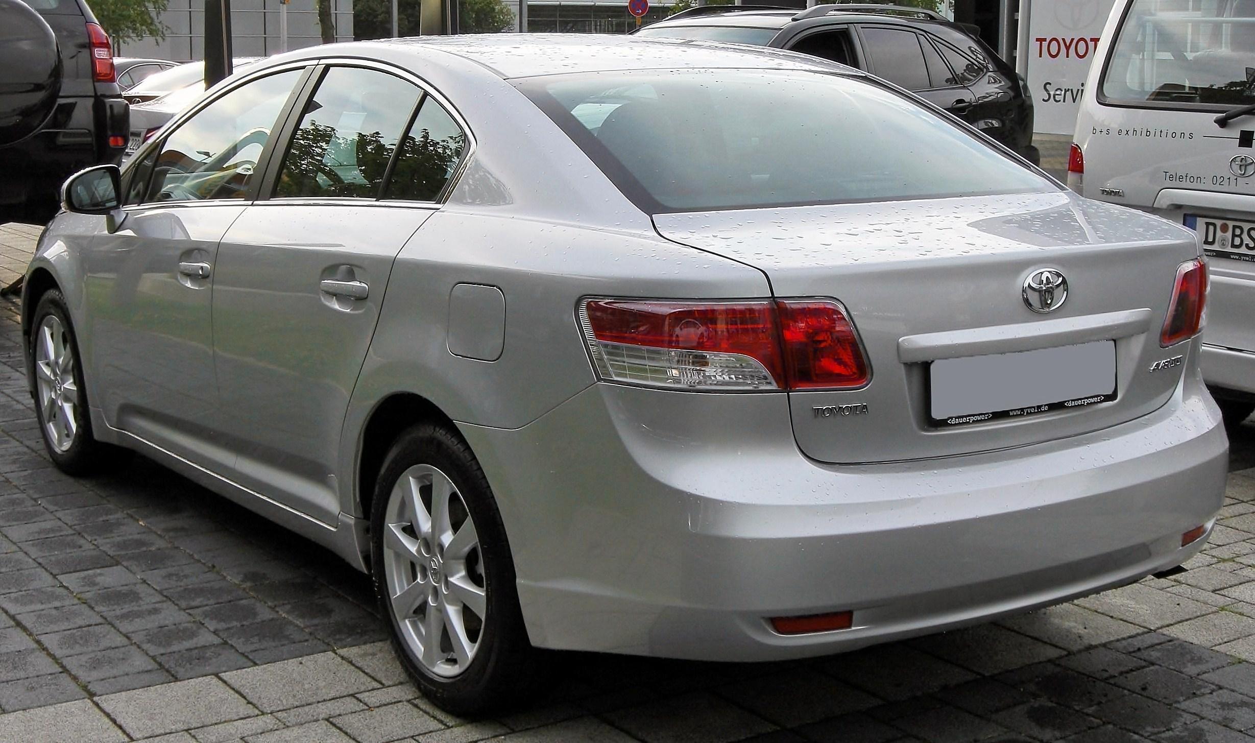 Toyota avensis owner manual pdf  PDF TOYOTA AVENSIS OWNER MANUAL