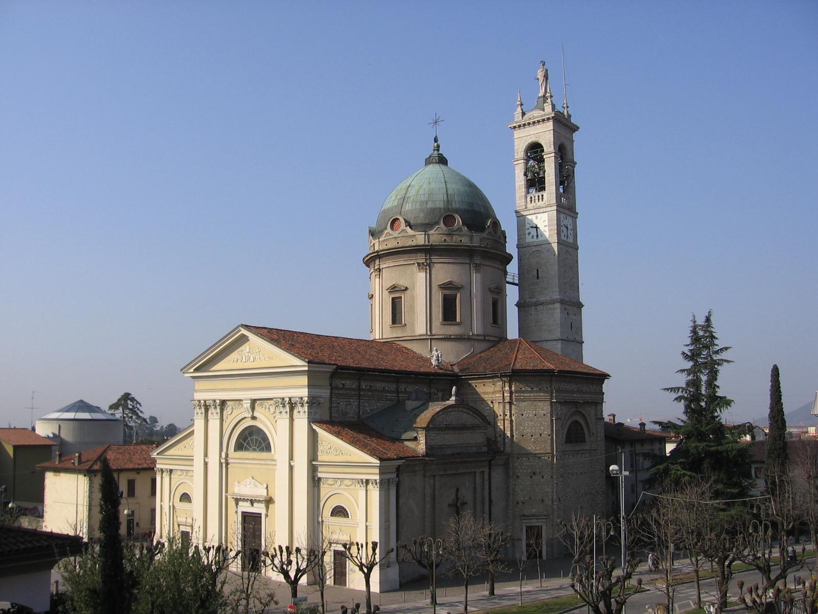 Parrocchia Di San Vittore Villa Cortese
