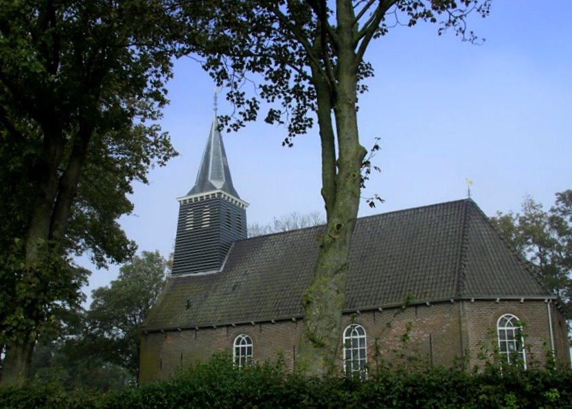 Kerk van Tjerkgaast