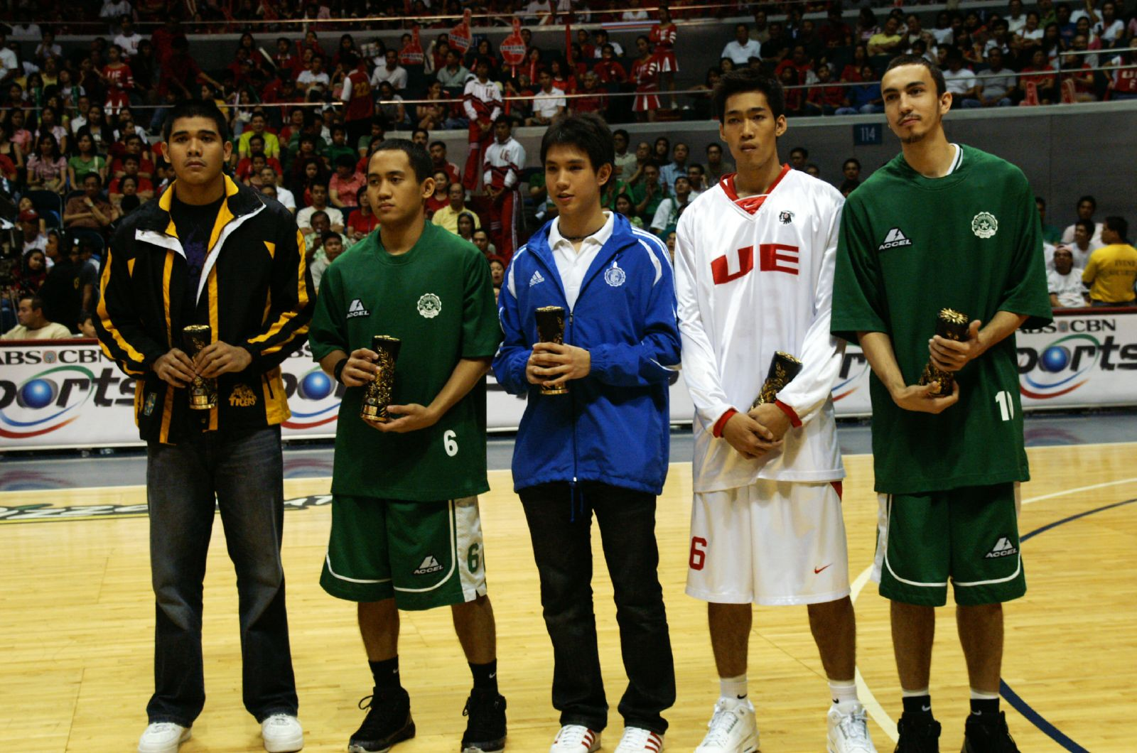 UAAP Philippines Basketball Men's 2014
